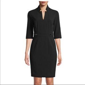 NWT Tahari Arthur S. Levine Dress Emerald Size 8